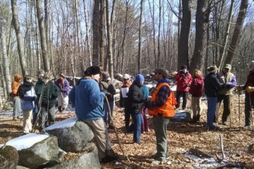 Ferrin Pond Timber Tour